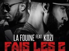 La Fouine : Fais Les 2, son nouveau titre feat Kozi
