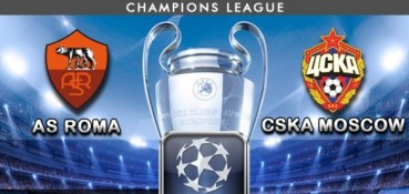 AS Roma - CSKA Moscou : 5-1 (résumé vidéo)
