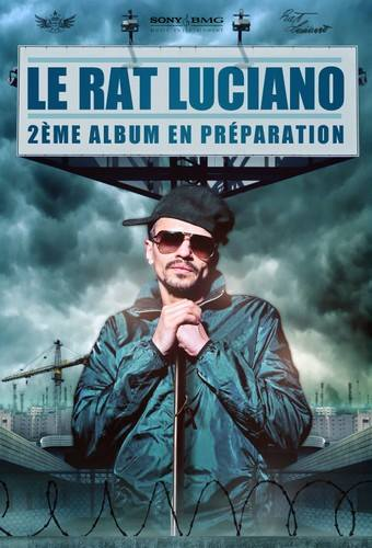 Le Rat Luciano annonce officiellement son nouvel album !