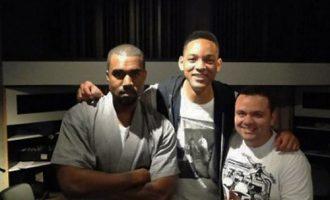 Will Smith de retour la musique avec Kanye West