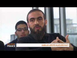 Médine parle de laïcité sur France Ô