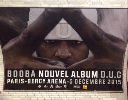 Booba : son album D.U.C est Disque D'Or !
