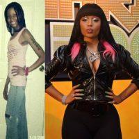 Nicki Minaj avant la chirurgie aux fesses ! (VIDEO)