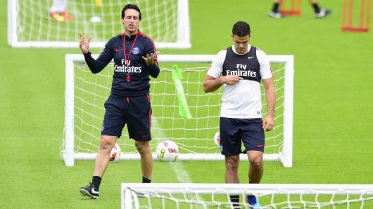 Emery à Ben Arfa : Hatem, tu n'es pas Messi
