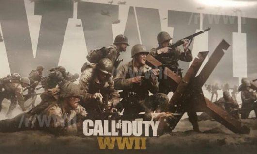 Call of Duty 2017 : Les premières images dévoilées !