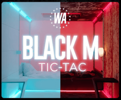 Black M - Tic-Tac (Paroles) MP3