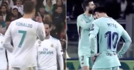 Cristiano Ronaldo et Lionel Messi : leurs réactions après les buts encaissés en LDC !