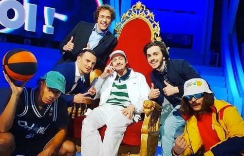 Roméo Elvis, Mister V et Lorenzo parodient et se moquent des émissions TV !