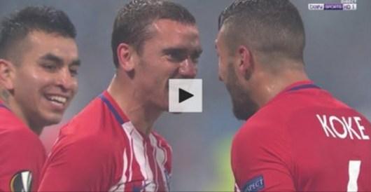 OM vs Atlético de Madrid : vidéo des buts et résumé (doublé Griezmann)