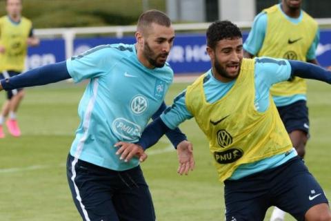 Nabil Fekir adresse un message fort à Karim Benzema !
