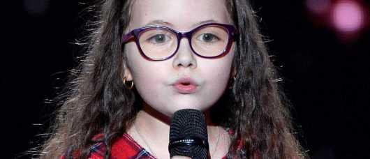 The Voice Kids 5 : la mère d'Emma confie Ma fille chante pour oublier sa maladie