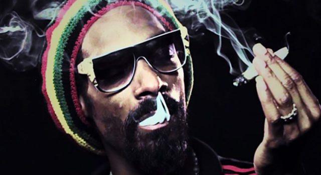 Snoop Dogg fume un joint devant la Maison Blanche et lâche