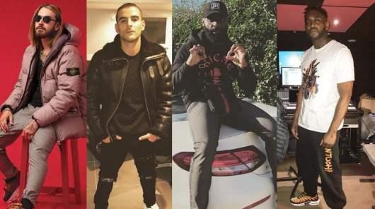 Sofiane, SCH, Mac Tyer invités sur l'album Or Noir 3 de Kaaris