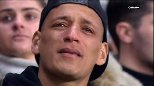 Yacine Bammou : ses larmes déchirantes lors de l'hommage rendu à Sala par le FC Nantes