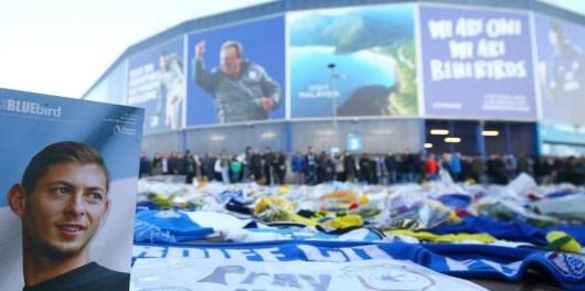 Emiliano Sala : son corps retrouvé dans l'épave de l'avion, le monde du foot lui rend hommage