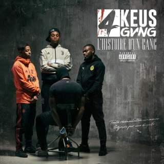 4Keus Gang - L'Histoire d'Un Gang (Album)