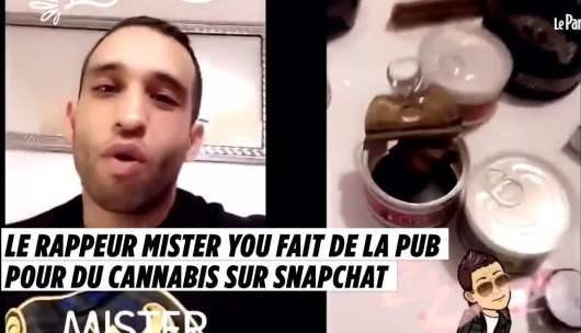 Mister You fait la promotion des vendeurs de shit de Villejuif !
