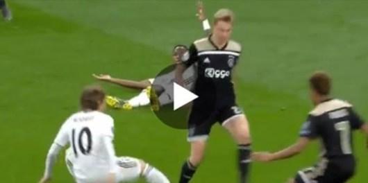 De Jong humilie Modric et Vinicius avec deux dribbles dévastateurs (Vidéo)