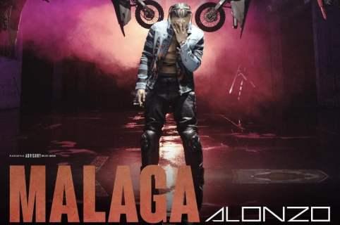 Alonzo dévoile son nouveau single : Malaga (Son)