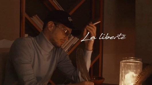 Soolking chante son amour pour l'Algérie dans le clip Liberté