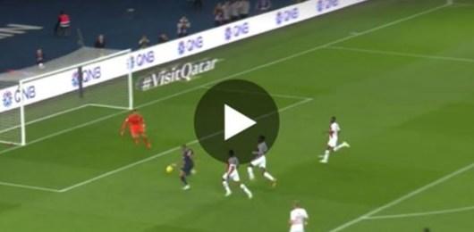 Kylian Mbappé : son superbe but face à l'AS Monaco !