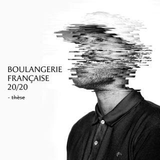 DJ Weedim - Boulangerie Francaise 20 20 Thèse (Album)