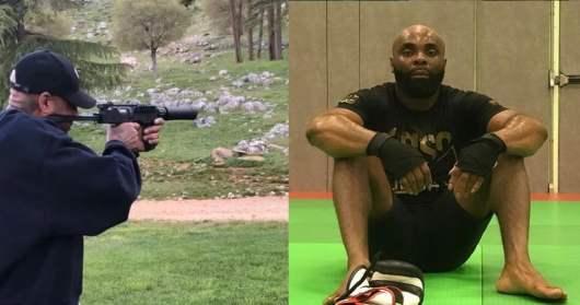 Kaaris réagit à la vidéo de Booba s'amusant à tirer sur son portrait avec un fusil !