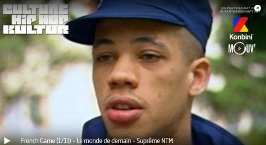 Booba, NTM, IAM, Damso, Arte retrace l'évolution du rap français !