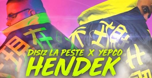 Disiz présente le clip Appelez les Hendek avec l'auteur du buzz !