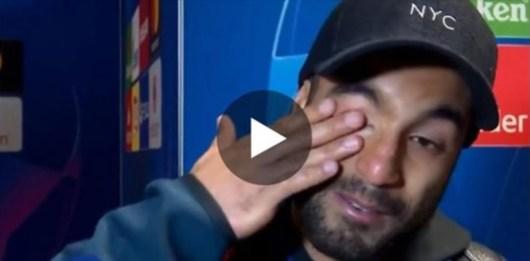 Lucas : ses larmes après avoir revu son but qui emmène Tottenham en finale