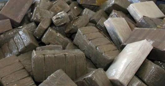 La police fait une saisie record de plus de 11 tonnes de cannabis à Mulhouse !