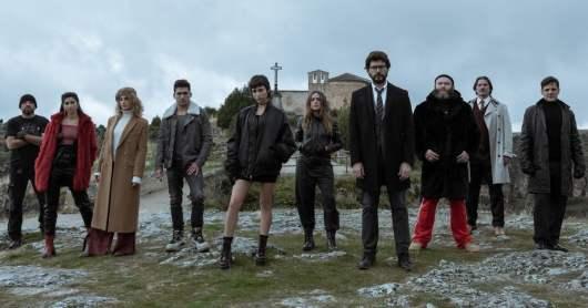 La nouvelle bande annonce de La Casa de Papel saison 3 dévoilée avec le retour de Berlin !
