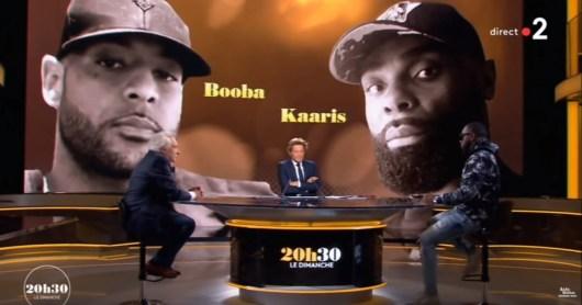 Booba, Kaaris : Maitre Gims est un rappeur comme eux mais présente une autre facette du rap