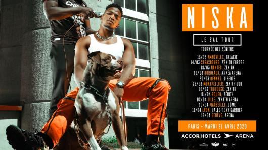 Mr Sal de Niska (Télécharger, écouter album) MP3