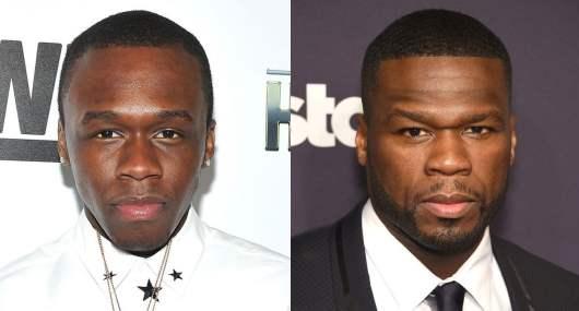 50 Cent trollé par son fils après avoir lâché 6ix9ine !