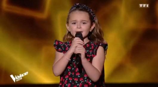 Soprano : une jeune candidate de The Voice Kids fait une touchante reprise de « Coeurdonnier »
