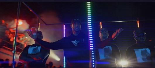 Booba cible Damso dans clip Glaive et affiche Benzema pour tacler Didier Deschamps [Clip]