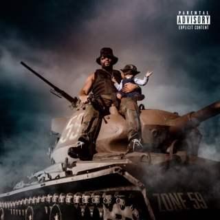 Gradur - Zone 59 (Album)