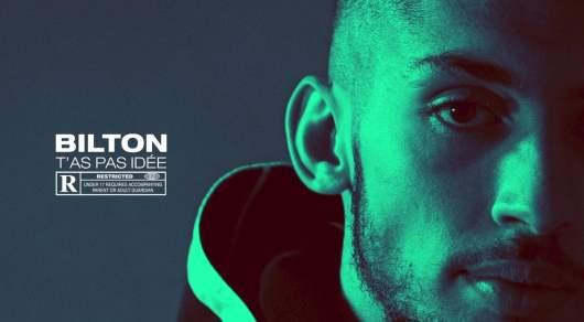 Bilton, nouvelle signature du label 92i de Booba dévoile son single