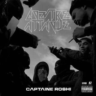 Captaine Roshi - Contre Attaque (Album)