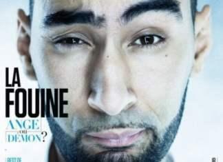 La Fouine en couv de Rap Mag