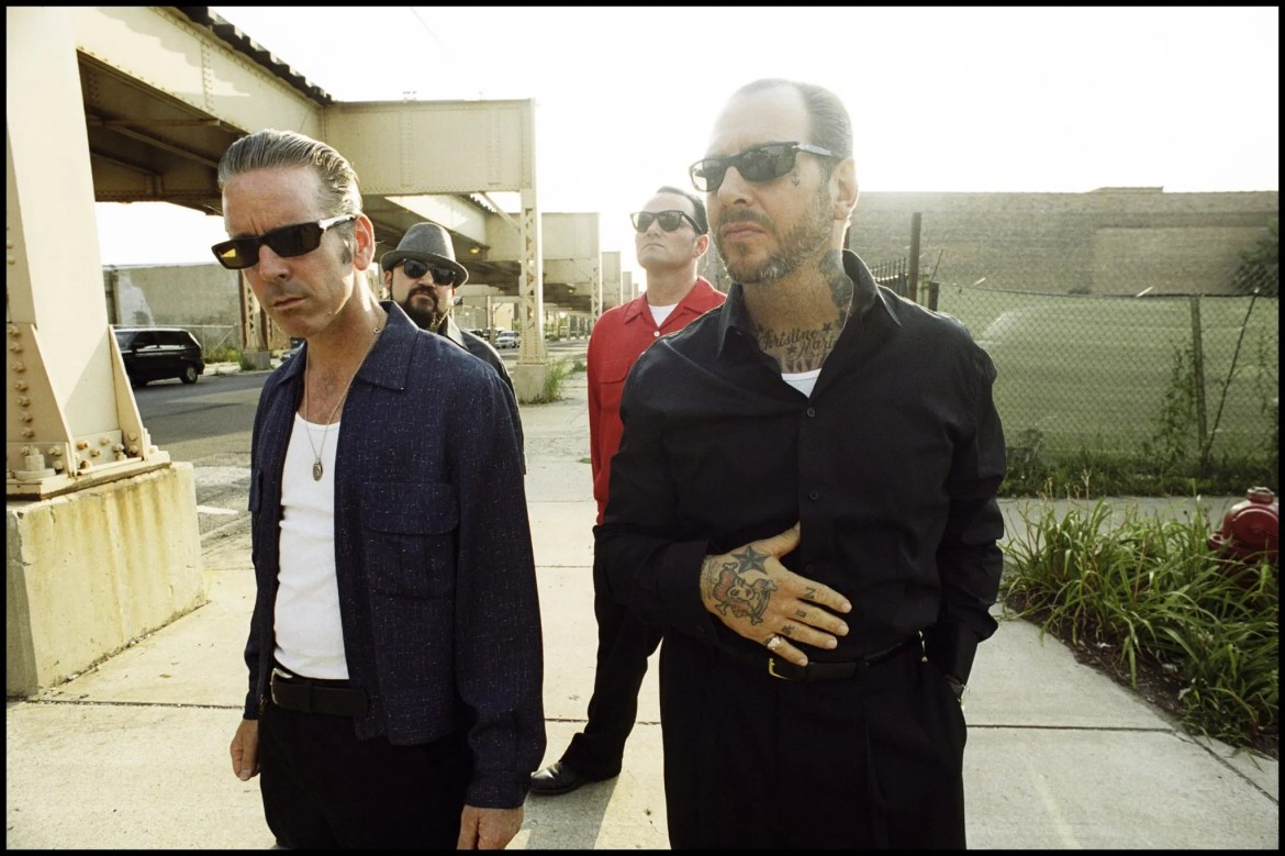 Social Distortion Danny Clinch