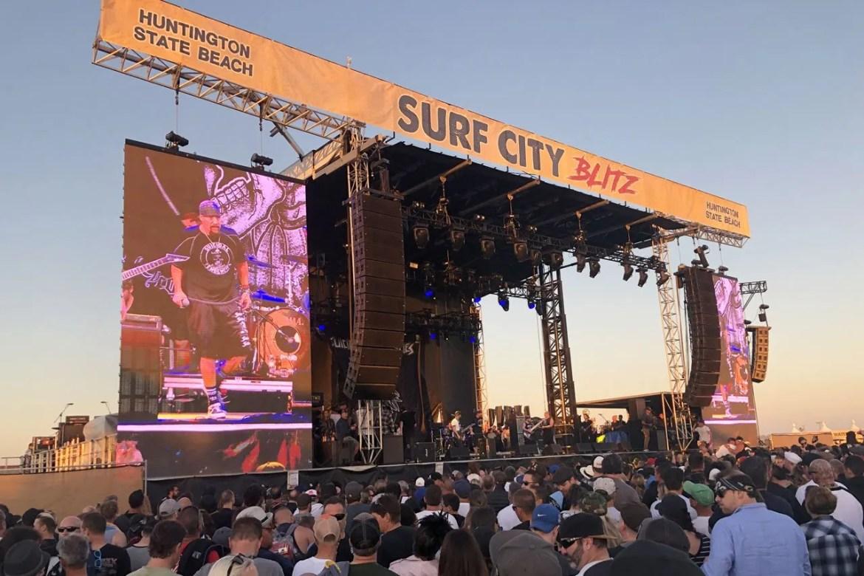 Suicidal Surf City Blitz
