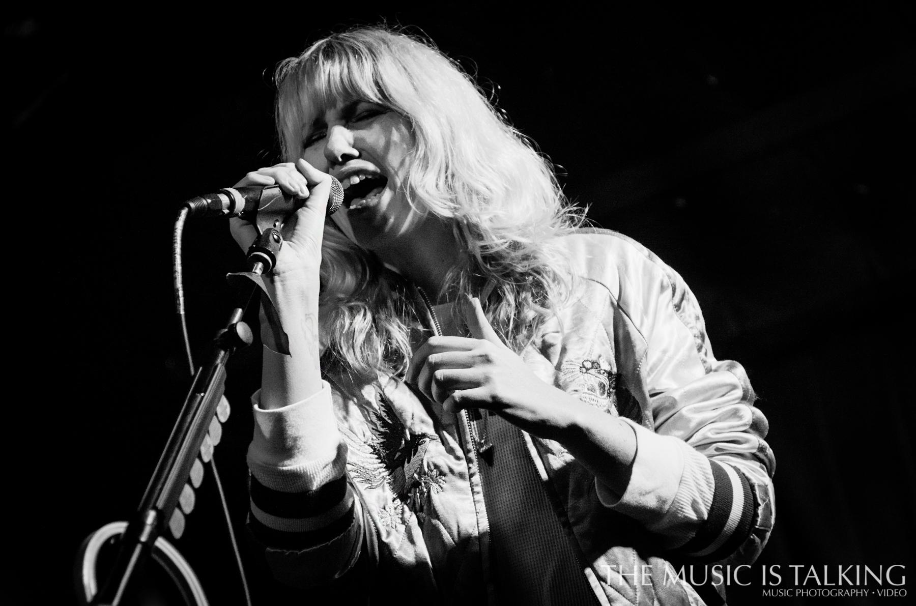 Ladyhawke at Bodega 22.7.2016