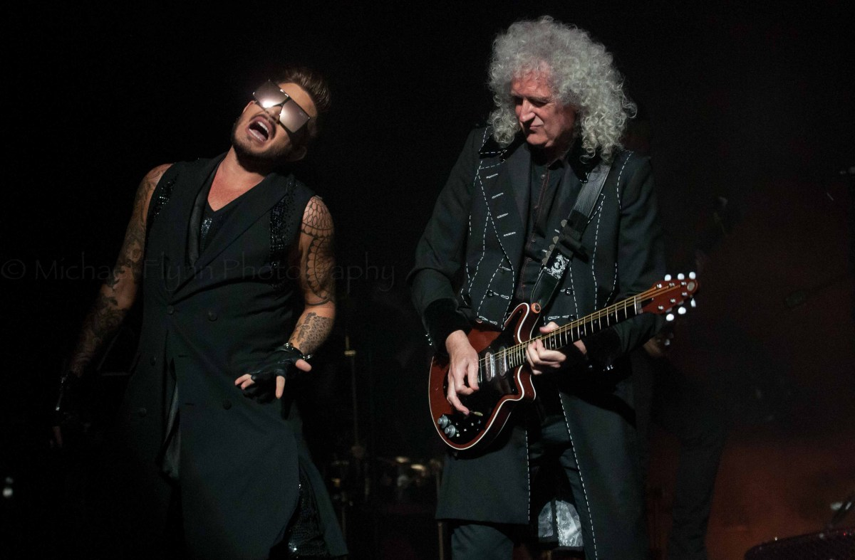 Queen + Adam Lambert Take us on an Emotional Rollercoaster…