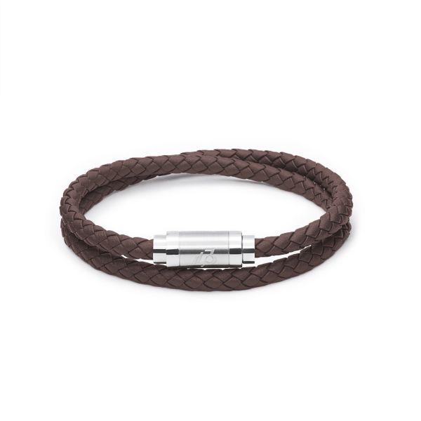 1403 Loop bracelet Brown