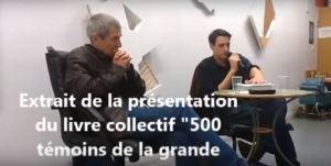 Rémy Cazals et Dominque Richert ( 2 vidéos )