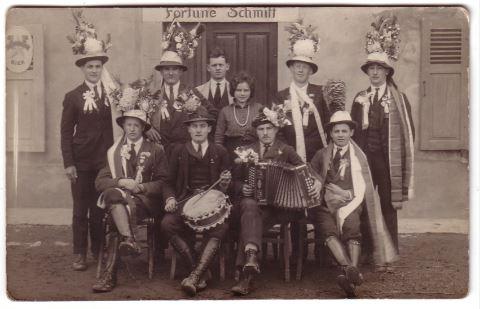 Ulrich Richert conscrit 1923 St Ulrich
