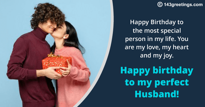 Birthday Wishes For Husband Messages Quotes