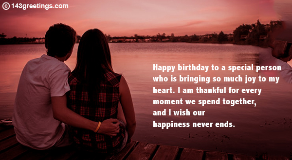 Birthday Messages For Girlfriend Quotes Sms 143 Greetings